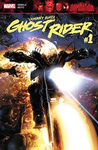 Johnny Blaze Ghost Rider 1