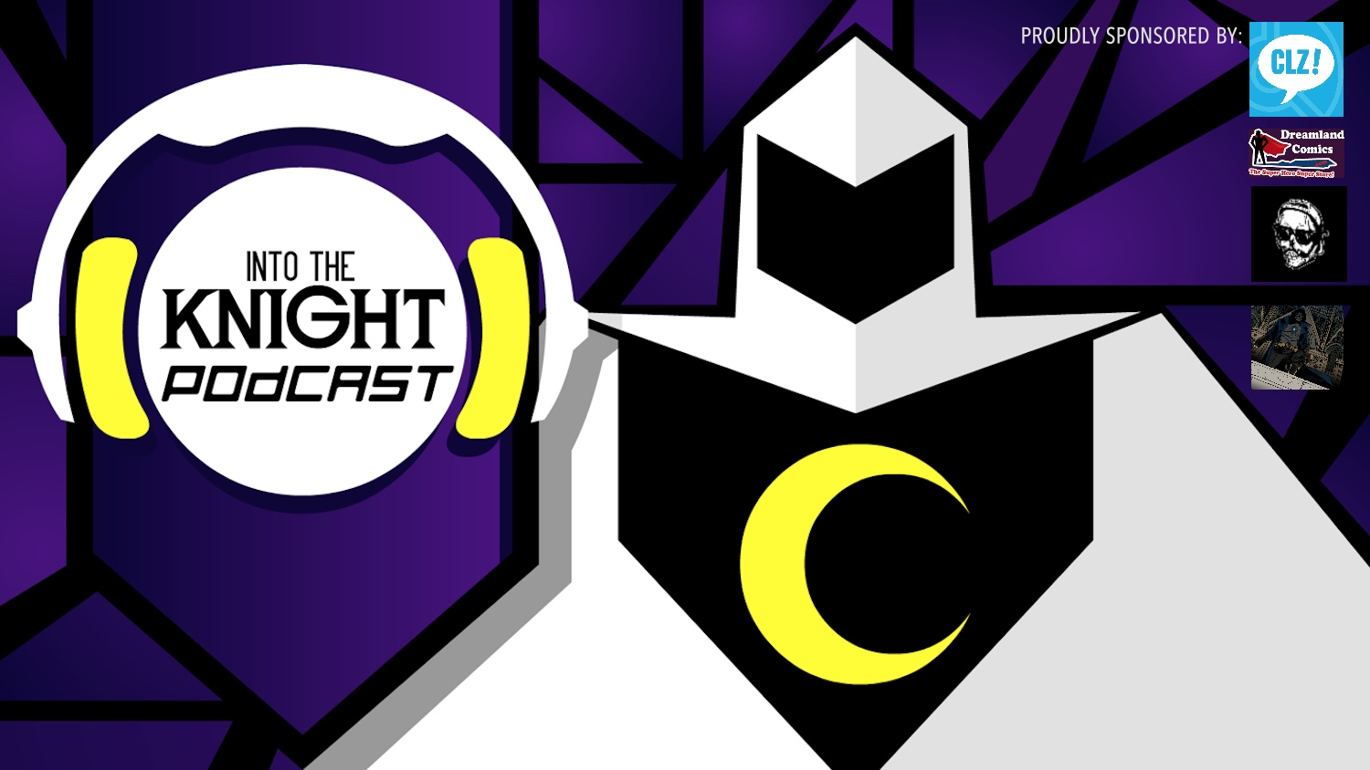 Into the Knight - The Moon Knight Podcast Site